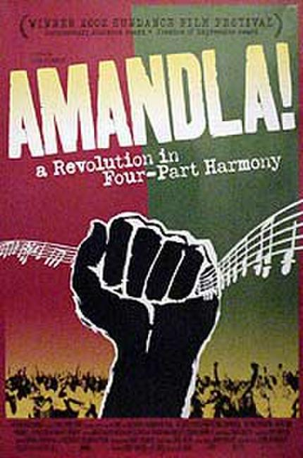 Amandla! A Revolution in Four-Part Harmony Photos + Posters