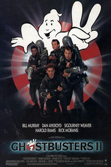 Ghostbusters II Photos + Posters