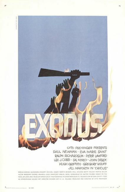 Exodus (1960) Photos + Posters