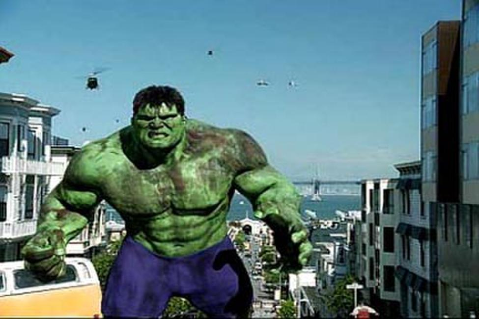 The Hulk - Open Captioned Photos + Posters