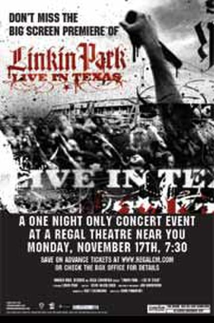 Linkin Park: Live in Texas Photos + Posters