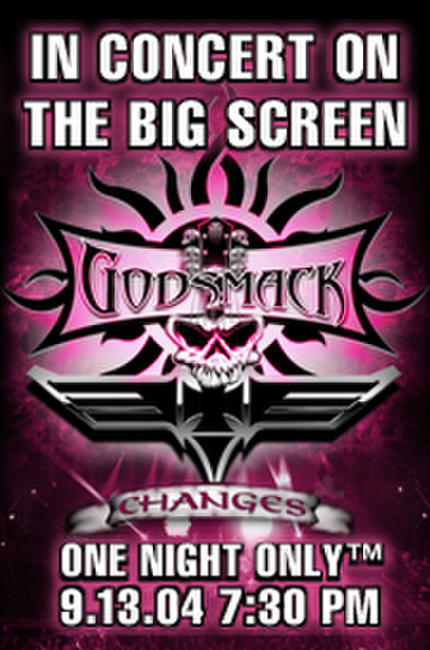 Godsmack Concert Photos + Posters