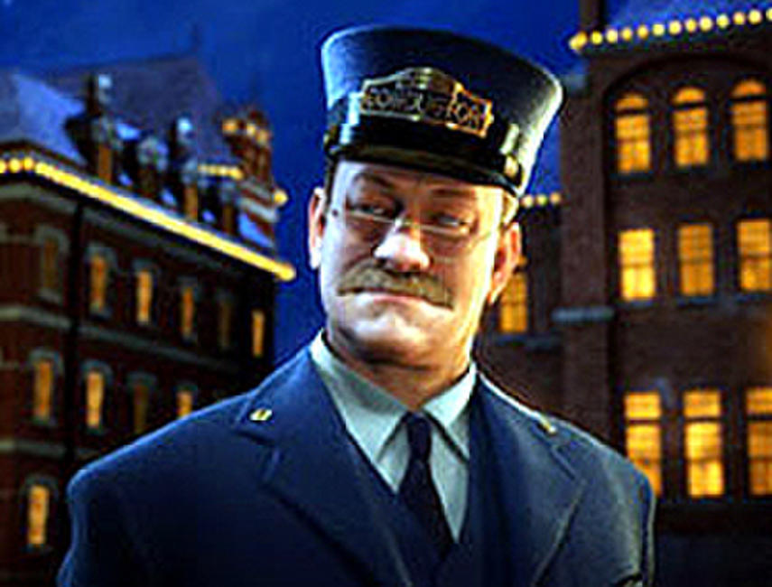 The Polar Express: IMAX 3D Experience Photos + Posters