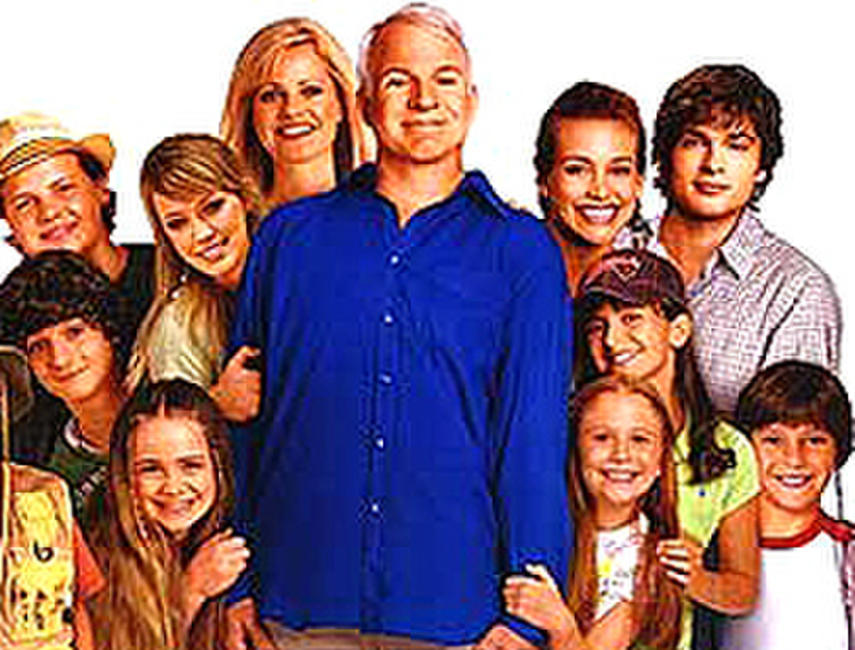 Cheaper by the Dozen 2 Photos + Posters