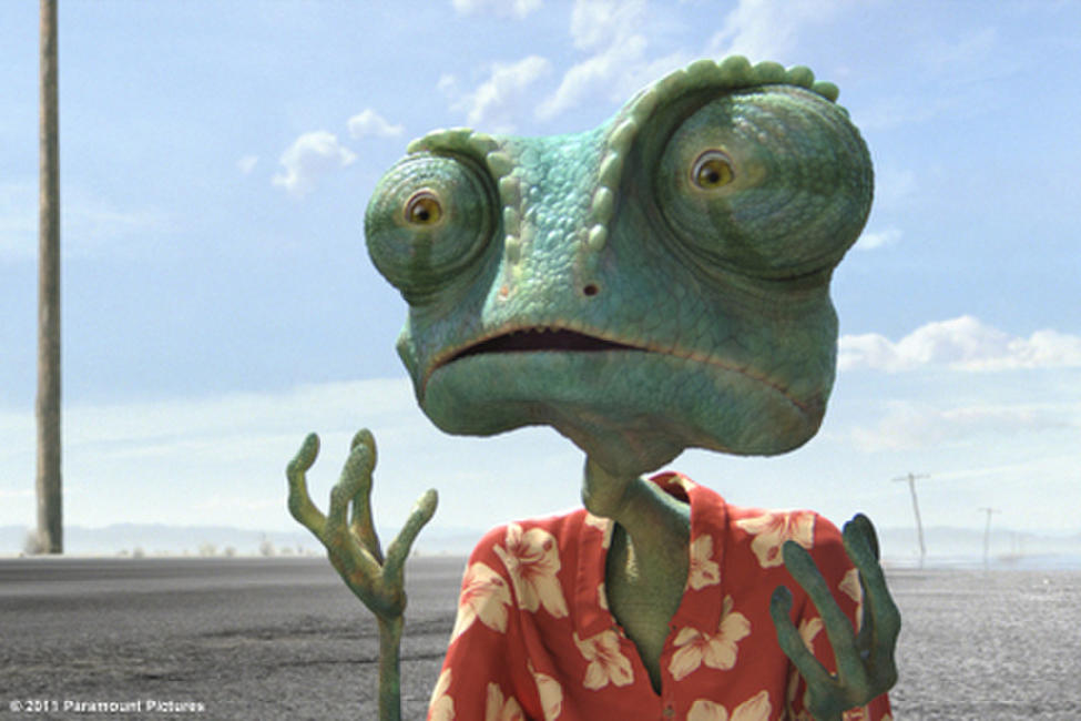 Rango Photos + Posters