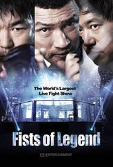 Fists of Legend (2013) showtimes and tickets