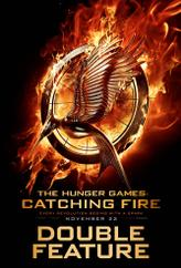 The Hunger Games: Catching Fire Double Feature showtimes and tickets