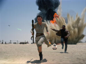 J.J. Abrams Discloses All-Star Contributors to 'Star Wars: The Force Awakens'