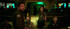 Watch Exclusive Clip From 'Geostorm': Something's Wrong