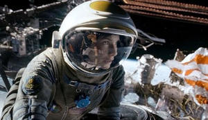 'Gravity,' '12 Years a Slave' Set for Theatrical Rerelease