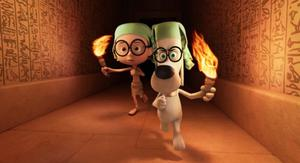Behind the Scenes of 'Mr. Peabody and Sherman;' What Other Movies About History Should Your Kids See?