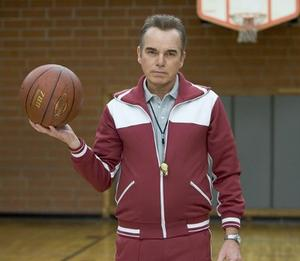 """Billy Bob Thornton plays a gym teacher who makes life miserable for his students in """"Mr. Woodcock."""""""