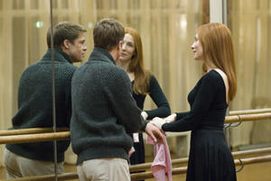 """Brad Pitt and Cate Blanchett in """"The Curious Case of Benjamin Button."""""""