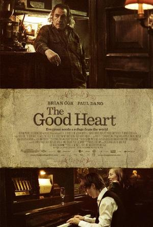 "Poster art for ""The Good Heart."""