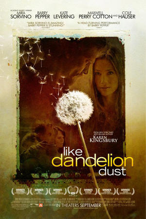 "Poster art for ""Like Dandelion Dust."""