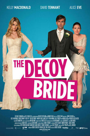 "Poster art for ""The Decoy Bride."""