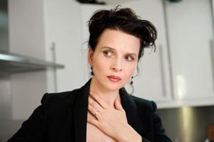 """Juliette Binoche in """"Elles."""""""