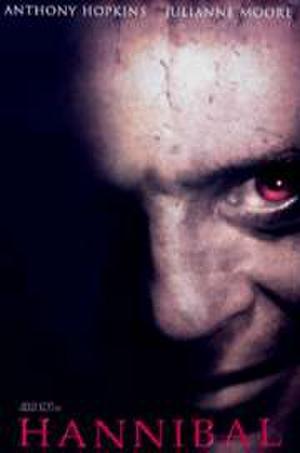 """Poster art for """"Hannibal."""""""