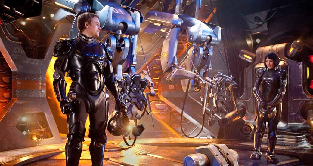 Pacific Rim: An IMAX 3D Experience Photos + Posters