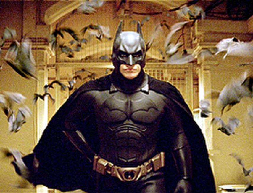 Batman Begins Photos + Posters