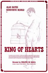 King of Hearts / Georgy Girl showtimes and tickets