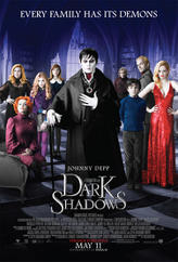 Dark Shadows showtimes and tickets