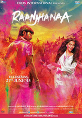 Raanjhanaa showtimes and tickets