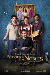 Nosotros los Nobles showtimes and tickets