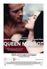 Queen Margot (Director's Cut) showtimes and tickets