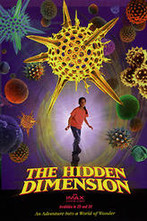 The Hidden Dimension showtimes and tickets