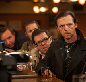 'The World's End' Marks End of Trilogy; 'Veronica Mars' Thanks Fans with First-Look Footage