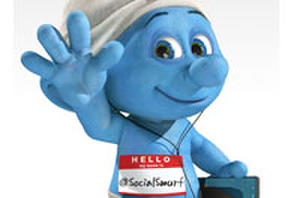 Smurfs 2 Q&A: Social Smurf Smurfs You About the New Movie