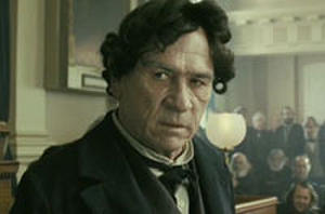 Why Tommy Lee Jones Thinks 'We're All Jabbering Monkeys,' and His Musings on 'Lincoln'
