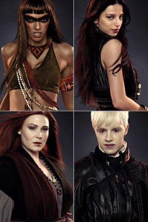 A Character Guide to the 'Twilight' Universe