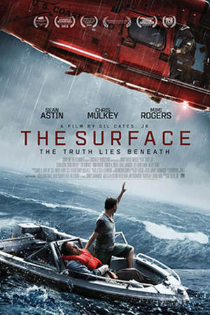 """Poster for """"The Surface."""""""
