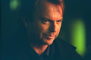 """Sam Neill in """"Perfect Strangers."""""""