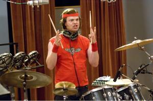 "Rainn Wilson in ""The Rocker."""