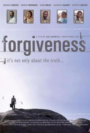 "Poster art for ""Forgiveness."""
