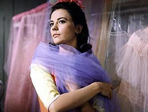"Natalie Wood in ""West Side Story"""