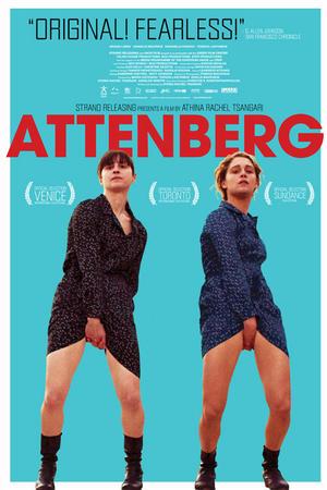 """Poster art for """"Attenberg."""""""