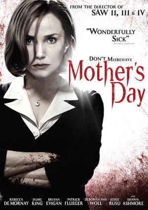 """Poster art for """"Mother's Day."""""""