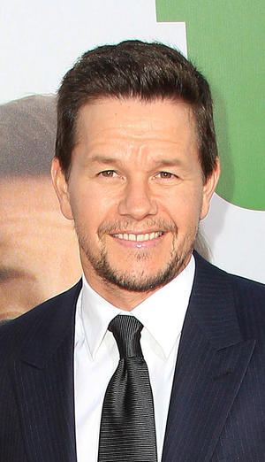 """Mark Wahlberg at the California premiere of """"Ted."""""""