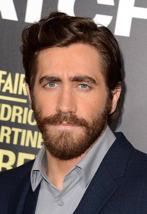"Jake Gyllenhaal at the California premiere of ""End of Watch."""