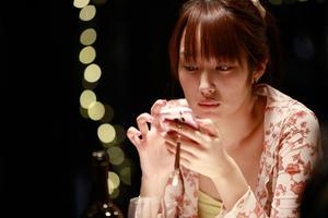 "Rin Takanashi as Akiko in ""Like Someone in Love."""