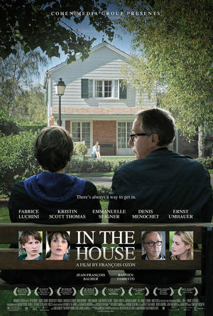"Poster art for ""In The House."""