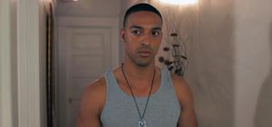 "Akeem Smith in ""Holla II."""