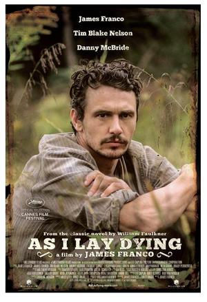 """Poster art for """"As I Lay Dying."""""""