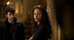 """Tahar Rahim as Samir and Berenice Bejo as Marie in """"The Past."""""""