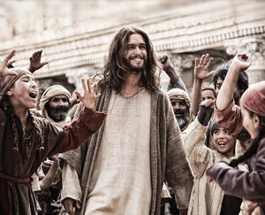 "Diogo Morgado in ""Son Of God."""