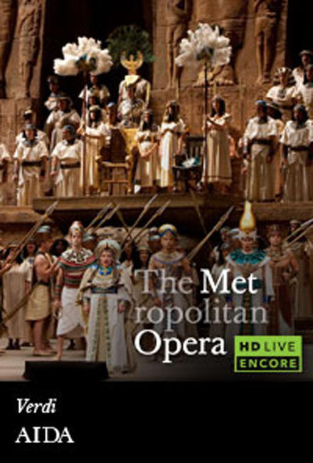 The Metropolitan Opera: Aida Encore Photos + Posters
